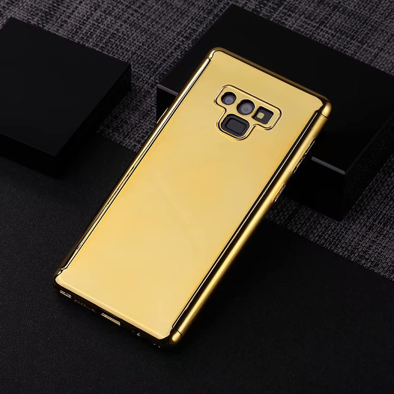 SVL Samsung Galaxy Note 9 Case 360 Chrome Full Protection Cover