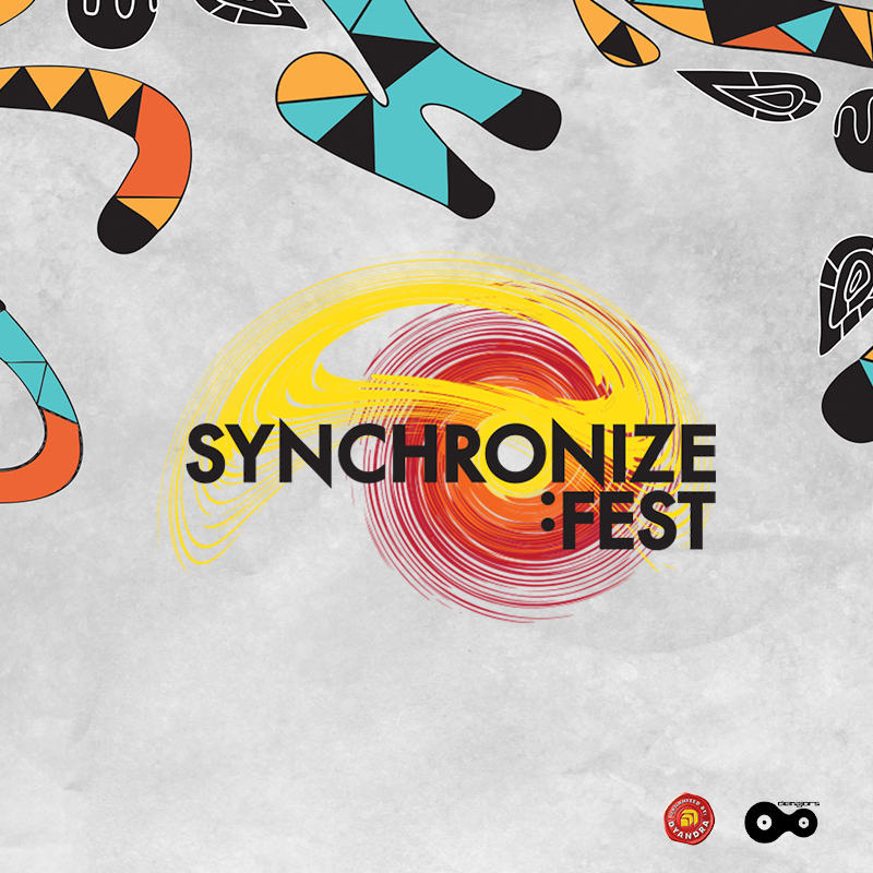 Synchronize Fest Early Entry Day 1