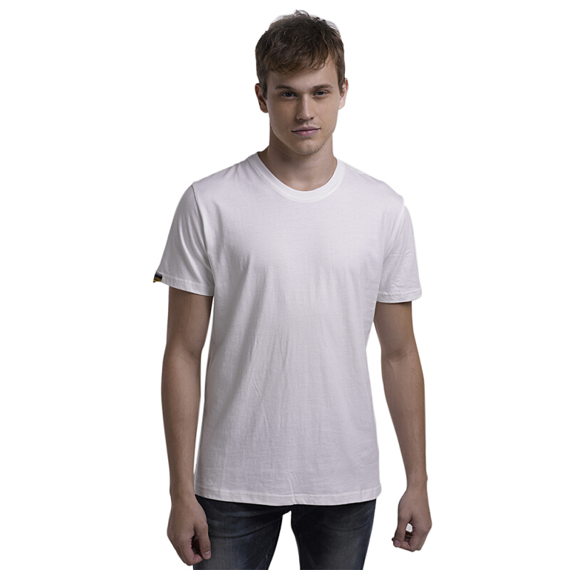summer new design pure color casual T-shirts high quality