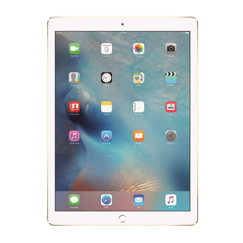 "APPLE iPad Pro 12,9"" Internal 256GB RAM 4GB WIFI + Cellular - Gold"
