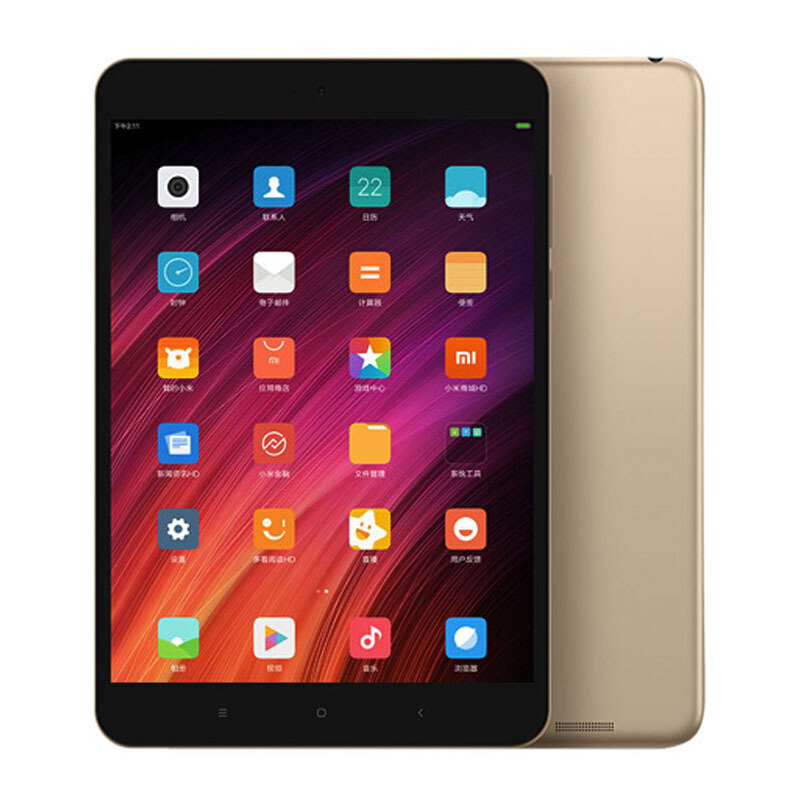 "XIAOMI NEW Mi Pad 3 64GB 4GB RAM 7,9"" - Gold"