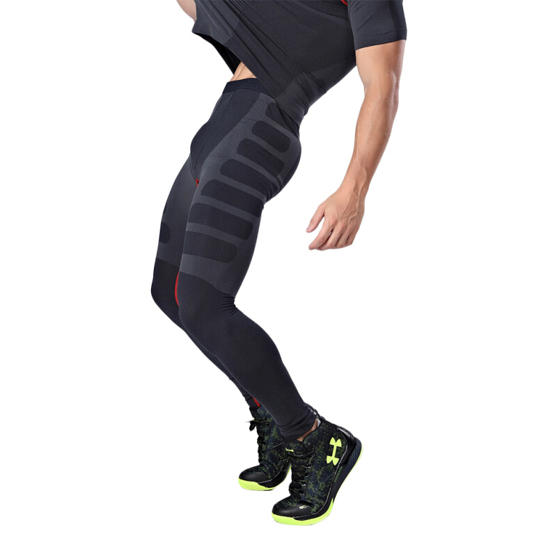 [Kingstore]Comfortable Men Sport Running Tight Slim Pants Long Leggings Under Trouser