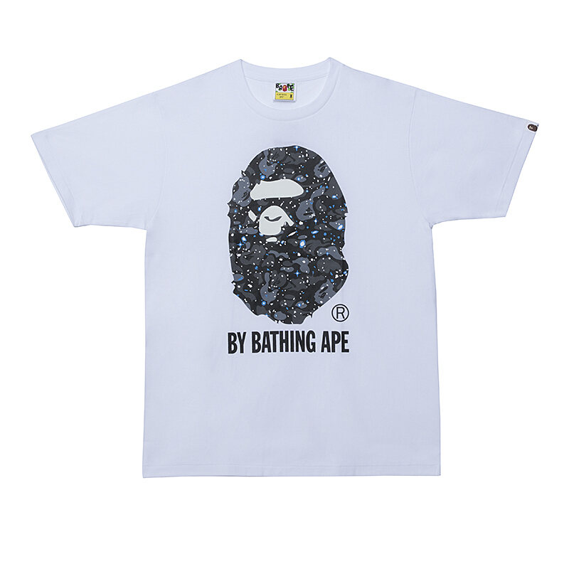 A BATHING APE Space Camo By Bathing - White [L] 0ZX TE M110038 8 WHX
