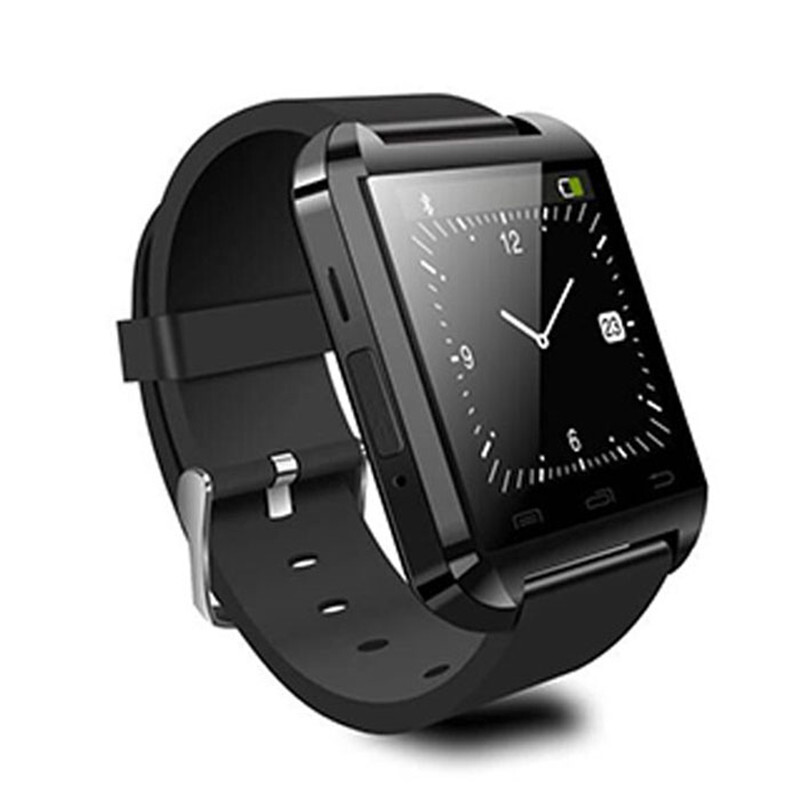 BESSKY Bluetooth Wrist Smart Phone Watch For Android_ Black