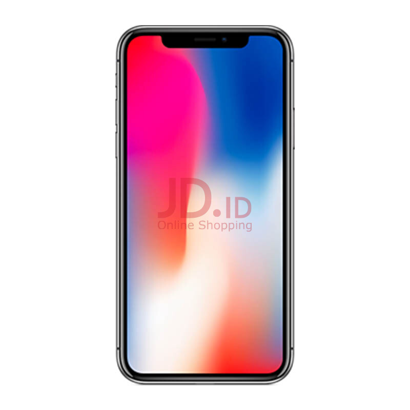 APPLE iPhone X 64GB - Space Grey