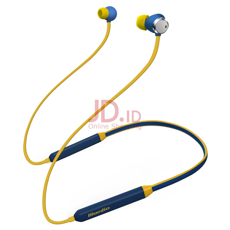 Bluedio TN (Turbine) Active Noise Cancelling headphones, Magnetic Wireless Sports Headsets and Sweatproof